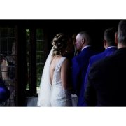 This clip was from a Bartle Hall Wedding where the ceremony was outdoors.