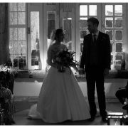 Cheshire wedding videographer at Owen house Wedding Barn